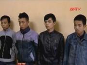 Bản tin 113 - Băng cướp học sinh gây ra 11 vụ trộm náo động Hà thành