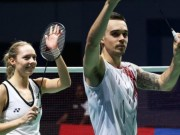 """Thể thao - Cặp vợ chồng cầu lông """"sát cánh"""" tạo ra lịch sử"""
