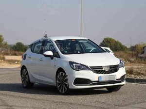 Tin tức ô tô - Lộ diện mẫu xe Opel Astra GSI 2016