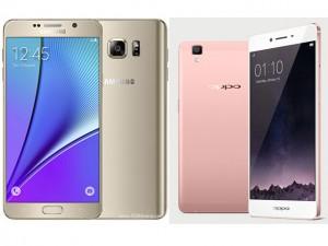 Top smartphone cao cấp sở hữu SIM kép tốt nhất 2015
