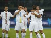 Bóng đá - Đội siêu sao Becks, Nesta, Figo tỏa sáng ở Kuwait