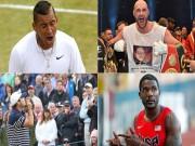Pepe, Mayweather  & amp; những  kẻ bị chửi  nhất làng thể thao