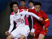Bóng đá - Đội U-23 Việt Nam: Bắt bệnh và chữa bệnh