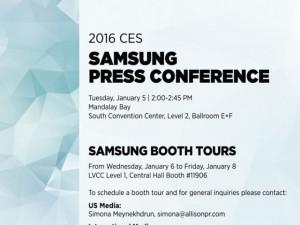 Dế sắp ra lò - Samsung Galaxy S7 sẽ không xuất hiện tại CES 2016