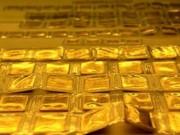 Tài chính - Bất động sản - Vàng tăng nhẹ, USD vẫn sát trần dù lãi suất về 0