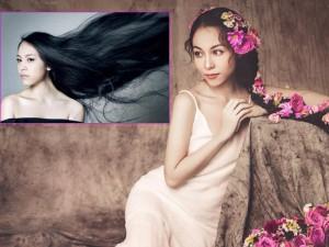 Bạn trẻ - Cuộc sống - Cô gái Hà thành xinh đẹp sở hữu mái tóc dài 1,75m