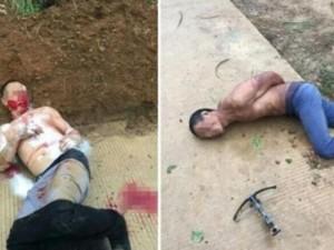 Thế giới - TQ: Trộm chó bị làm nhục, đánh đập dã man đến chết