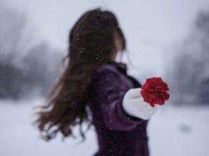 Bạn trẻ - Cuộc sống - Thơ tình: Mùa đông tình yêu