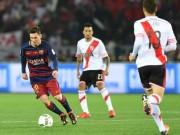Bóng đá - Chi tiết Barca - River Plate: Đón Giáng sinh hoàn hảo (KT)