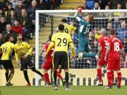 Bóng đá - Chi tiết Watford - Liverpool: Chấm dứt hi vọng (KT)