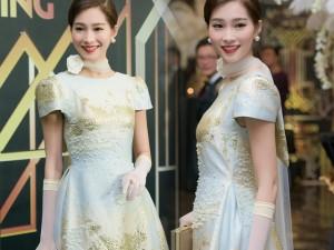 Thời trang - Váy hot nhất tuần: Thu Thảo bị hiểu lầm vì váy rộng
