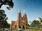 Du lịch - Những nhà thờ đẹp nhất để đón Noel ở Sài Gòn