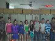 Video An ninh - 4 băng nhóm gạ du khách massage kích dục để trộm cắp