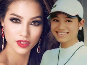 Đời sống Showbiz - Hành trình 'vịt hóa thiên nga' của bộ tứ Hoa hậu Việt