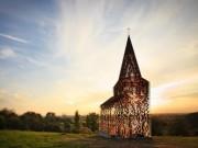 """Du lịch - Lạ lẫm nhà thờ """"tự biến mất"""" ở Bỉ"""
