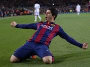 Bóng đá - Hai bàn thắng giống nhau như hai giọt nước của Suarez
