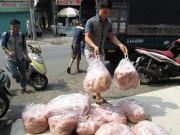Thị trường - Tiêu dùng - Đến Tết lại lo thực phẩm bẩn trỗi dậy