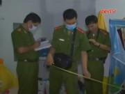 Video An ninh - Vợ chết, chồng thoi thóp trên vũng máu trong phòng trọ
