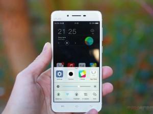 Điện thoại - Ngắm Vivo X6 thiết kế nguyên khối, RAM 4GB