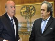 Bóng đá - NÓNG: Blatter, Platini bị cấm hoạt động bóng đá 8 năm