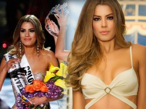 Thời trang - Nhan sắc người đẹp Colombia bị trao vương miện 'hụt'
