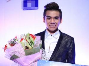 'Soái ca' Ngọc Sơn là quán quân 'Bước nhảy ngàn cân 2015'