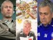 """Mourinho tư vấn, Hiddink """"chọc tức"""" Abramovich"""