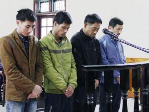 Tòa tuyên án vụ sập giàn giáo ở Formosa