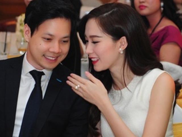 Hoa hậu Thu Thảo thân mật bên 'người tình tin đồn'