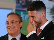 """Bóng đá Tây Ban Nha - Bỏ qua Ronaldo, Ramos tiết lộ """"Vua"""" của Real"""