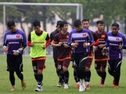Bóng đá - Đội U-23 Việt Nam: Mục tiêu của Miura!