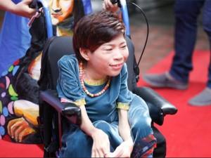 Giới trẻ - Nghị lực sống phi thường của giám đốc khuyết tật