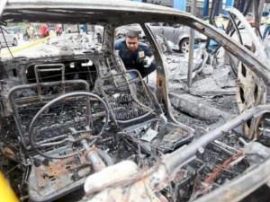 Thế giới - Malaysia: Đánh ghen khiến dân hốt hoảng tưởng đánh bom
