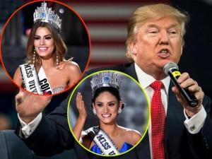 Người mẫu - Hoa hậu - Tỷ phú Donald Trump: 'Tôi sẽ trao 2 ngôi vị hoa hậu!'