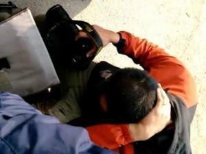Tin tức trong ngày - HN: Đang chụp ảnh, phóng viên bị bảo vệ hành hung