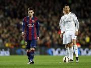 Bóng đá - Cuộc đua Messi - Ronaldo: Nóng bỏng đêm giao thừa