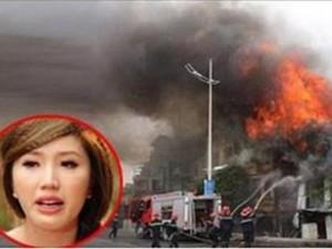 Bảo Thy: 'Tôi sốc nặng khi bị cháy nhà, cháy xe'
