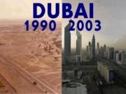 Tài chính - Bất động sản - Choáng váng sự thay đổi chóng mặt ở thành phố Dubai