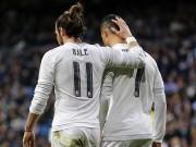 Bóng đá - Bale không đủ háo thắng để đáng sợ như Ronaldo