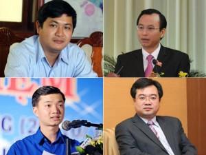 Tin tức trong ngày - Chân dung những lãnh đạo trẻ nhất năm 2015