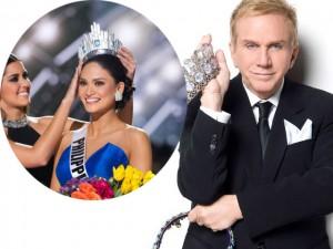 Thời trang - 'Ông trùm sắc đẹp' tiết lộ sốc về hoa hậu Philippines