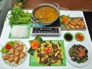 Ẩm thực - Cách làm lẩu ếch ngon khó cưỡng cho ngày đông Hà Nội