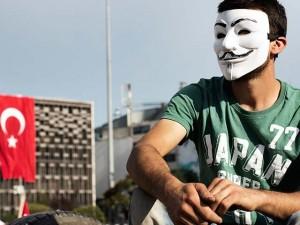 Anonymous tuyên chiến với Thổ Nhĩ Kỳ