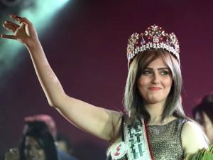 Tân Hoa hậu Iraq bị IS đe dọa bắt cóc