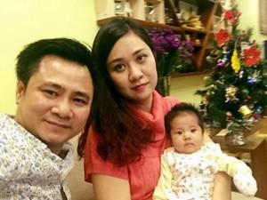 Giải trí - Cận cảnh con gái 2 tháng tuổi của danh hài Tự Long