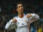 Bóng đá Tây Ban Nha - Real nghỉ đá, CR7 khoác áo số 7 với đội bóng mới