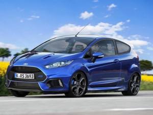 Ô tô - Xe máy - Ford Fiesta RS công suất 246 mã lực sắp ra mắt