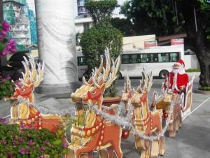 Tin tức trong ngày - Mùa Noel trên phố biển Nha Trang