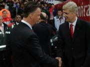 Bóng đá - Wenger lên án MU thiếu tôn trọng Van Gaal