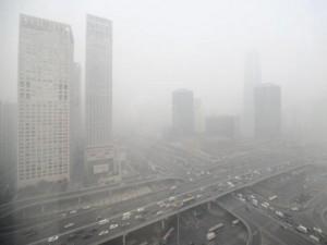 Thế giới - TQ: Tên trộm ra đầu thú vì ô nhiễm không khí ở Bắc Kinh